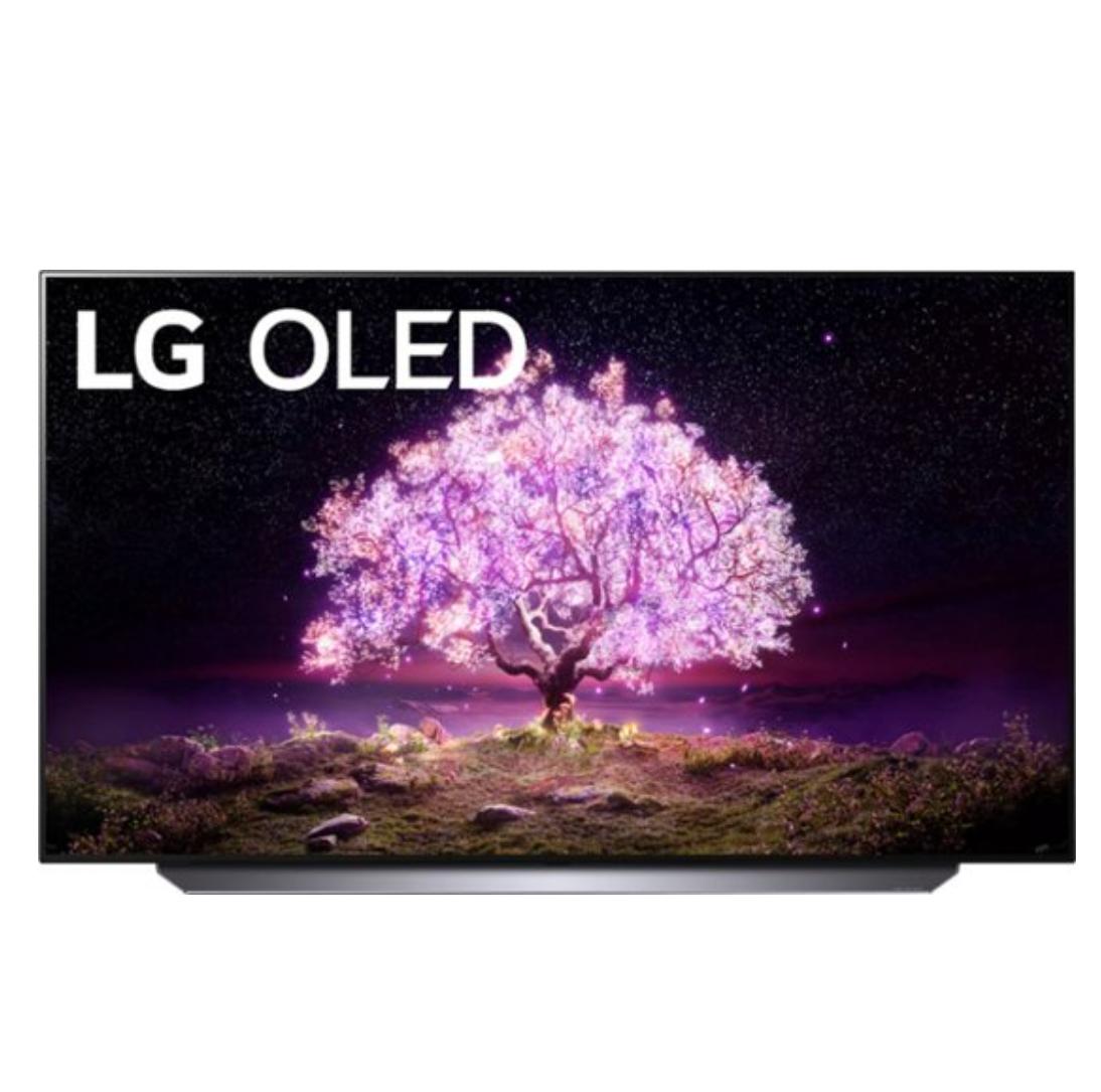 "LG - 48"" Class C1 Series OLED 4K UHD Smart webOS TV @ BestBuy"