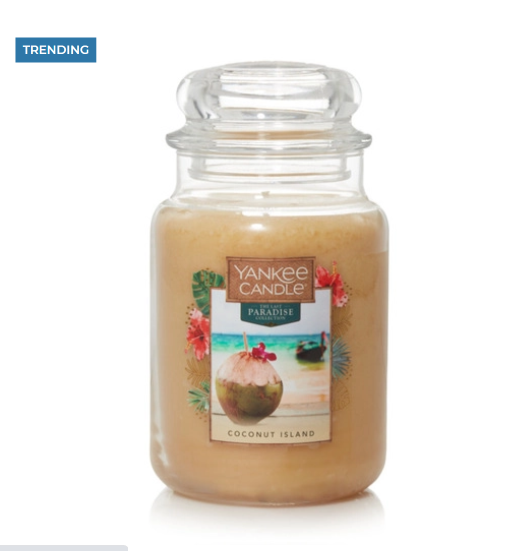 Yankee Candle Up to 40% off Clearance