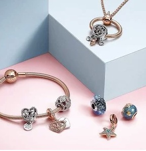 PANDORA Jewelry: Selected Styles Sale As Low As $23.99