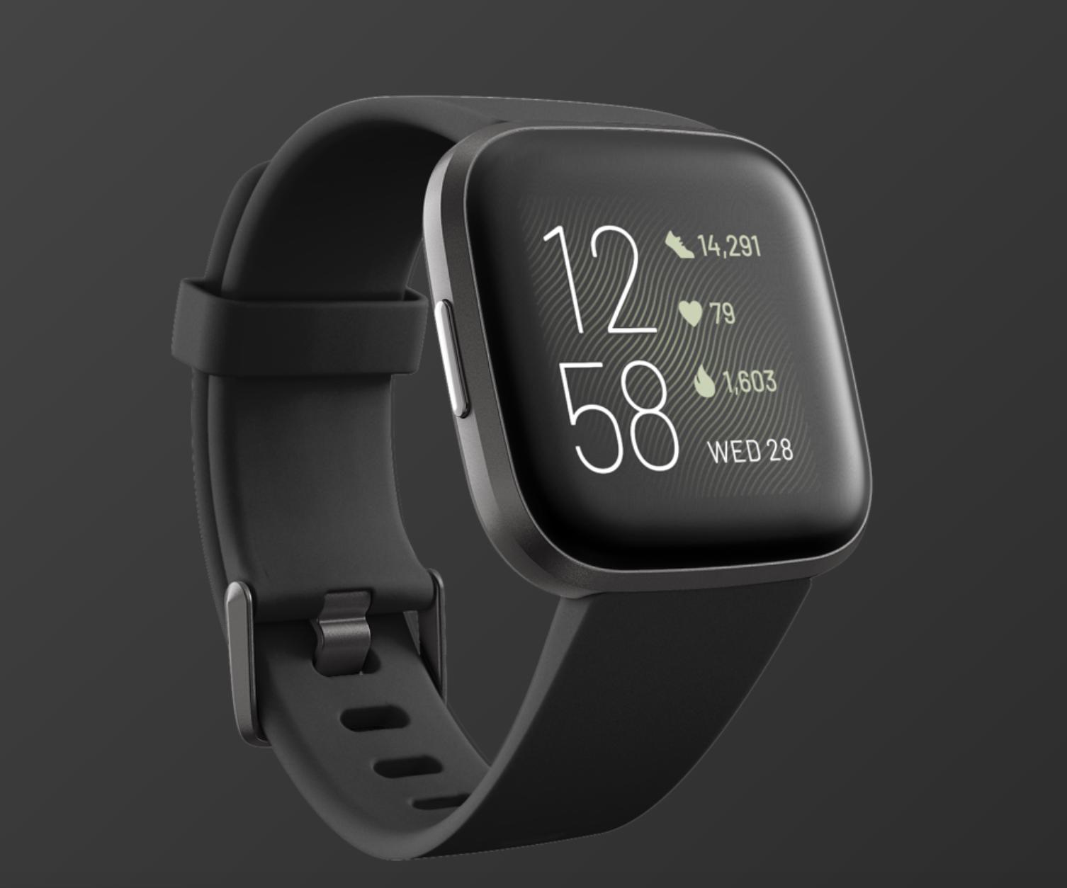 Fitbit Versa 2 Premium Health & Fitness SmartWatch on Sale