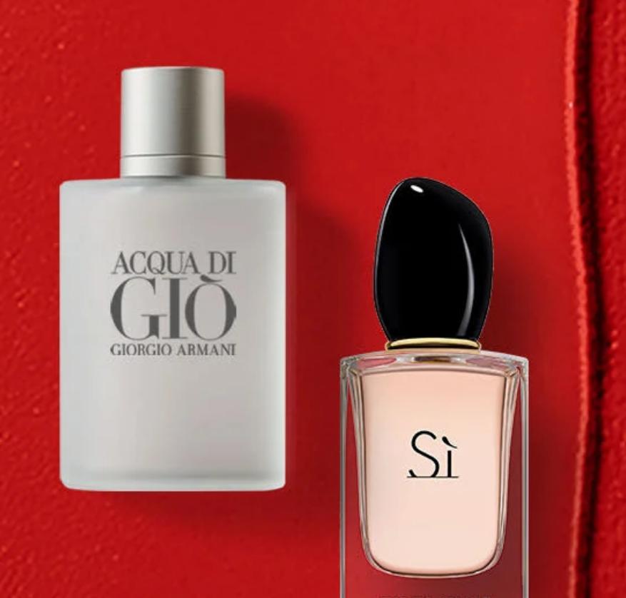 Giorgio Armani Beauty: 40% off Select Styles