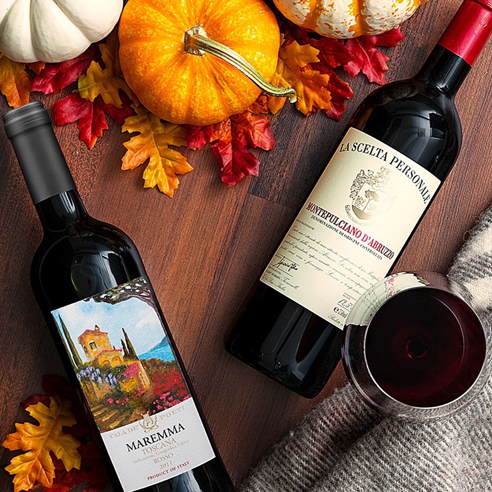 Wine Insiders: 35% off Fall Wine Collection