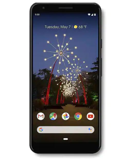64GB Google Pixel 3a XL T-Mobile/Sprint Locked Smartphone