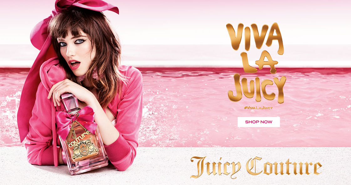 Juicy Couture Beauty: 30% off $50 or 15% off Sitewide