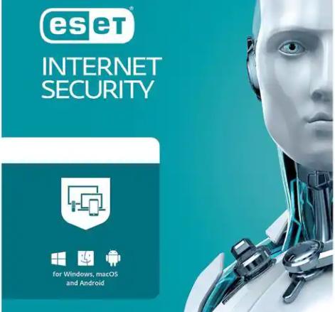 ESET Internet Security 2021 1 Year / 3 PCs - Download @ Newegg $29.99