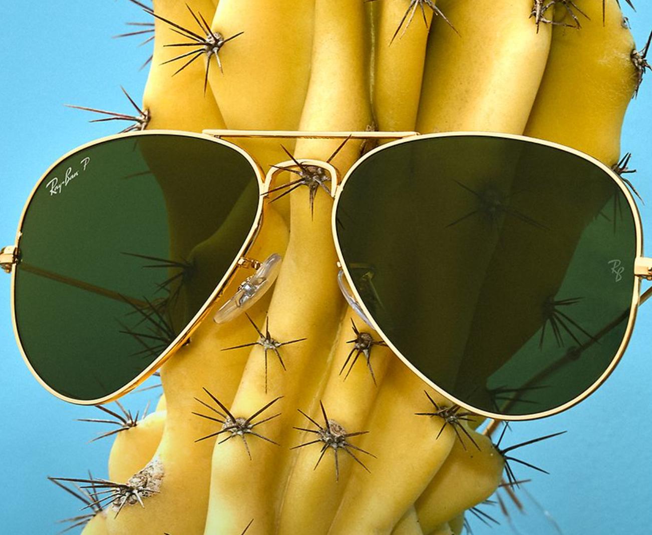 Ray-Ban: 25% off Sunglasses & Eyeglasses