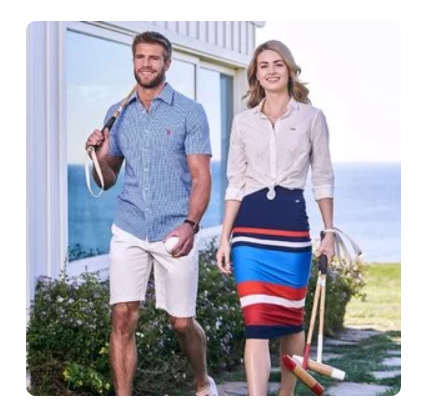 US Polo Assn.: Up to 75% off clearance