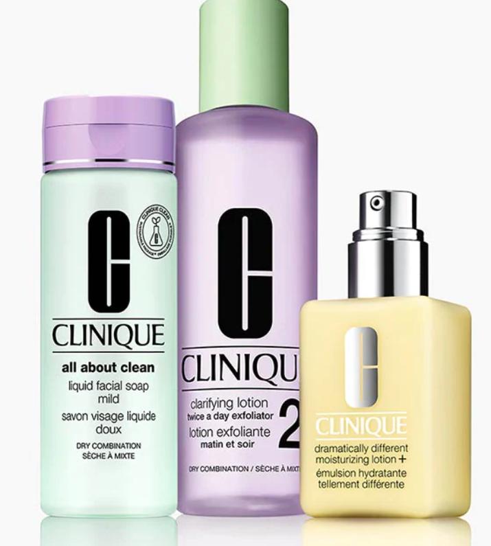 Clinique Sitewide Skincare Sale