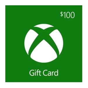 Microsoft XBOX Live $100 Digital Gift Card $90