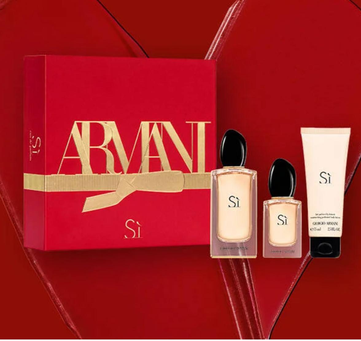 Giorgio Armani Beauty Sitewide Sale