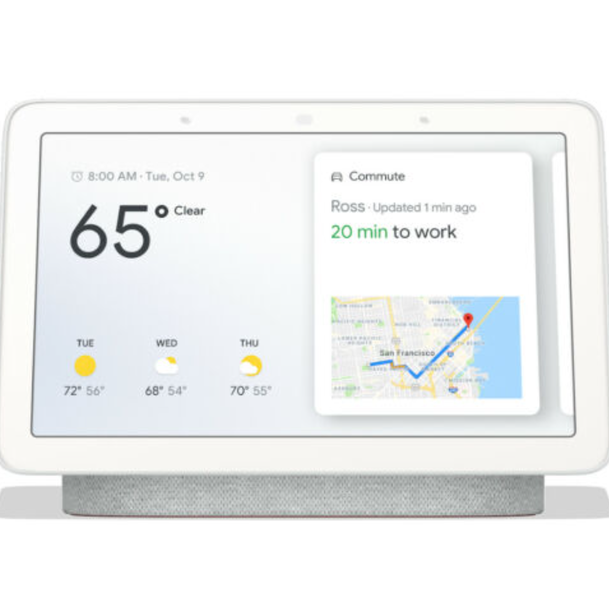 eBay - Google Nest Hub with Built-In Google Assistant