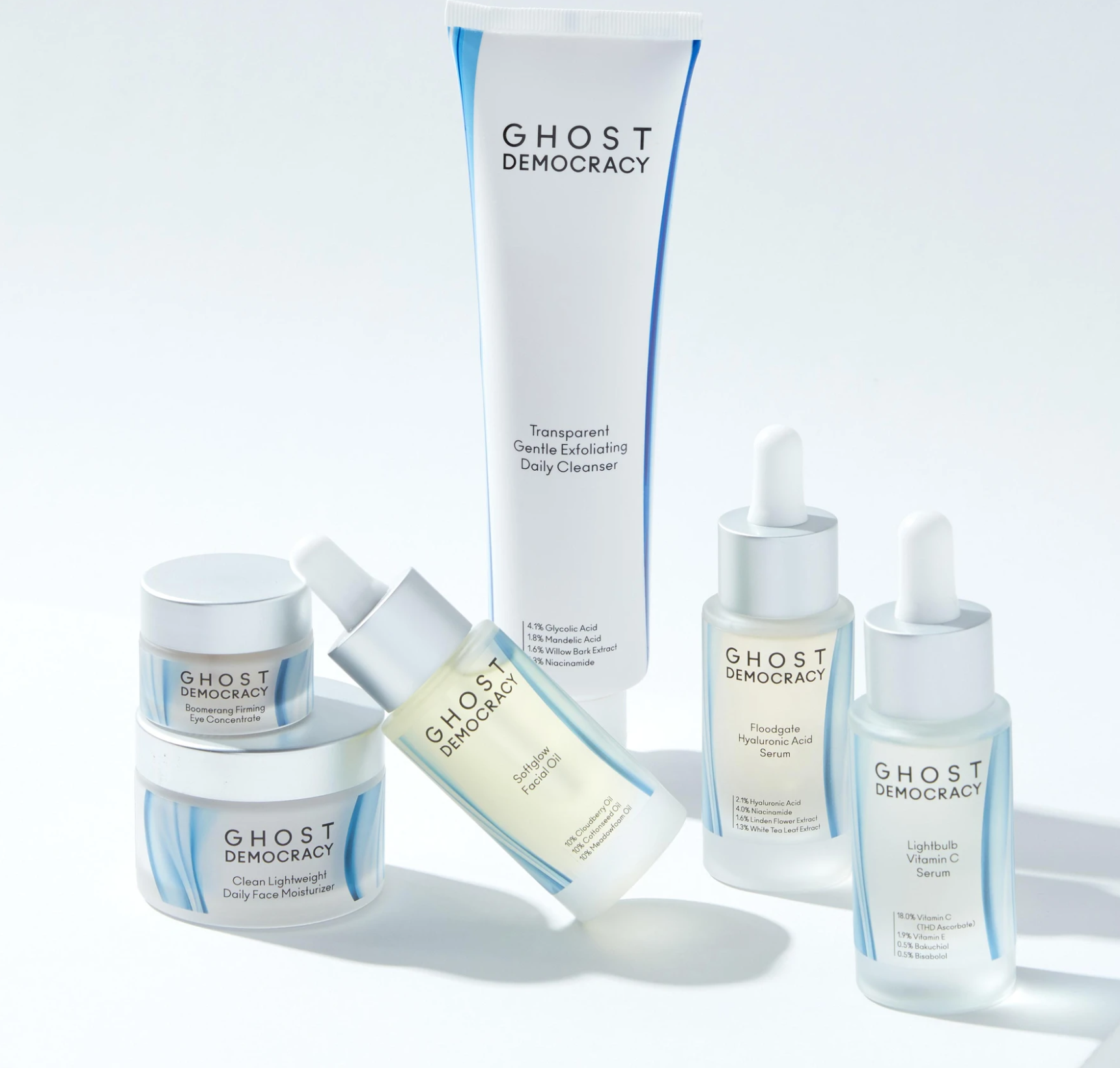 Ghost Democracy: Save Up to $50 Off Skincare