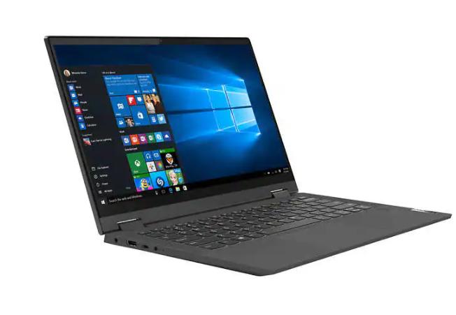 "Costco Members: Lenovo Flex 5 14"" 2-in-1 Touchscreen Laptop - AMD Ryzen 7 4700U - 1080p $599.99"