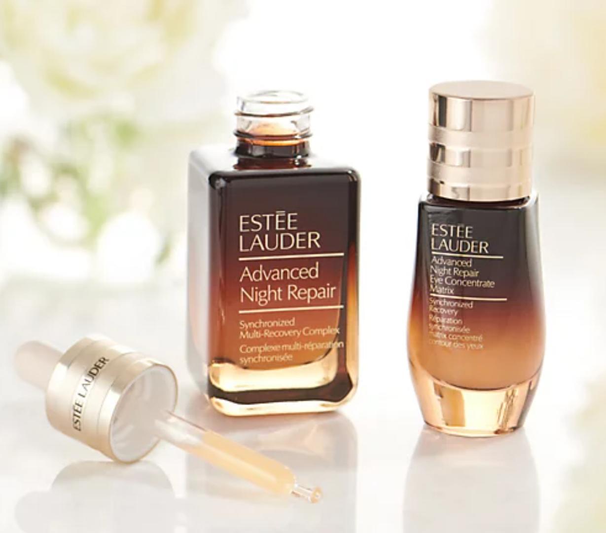Estee Lauder Advanced Night Repair Face & Eye Serum 2-pc Set only $90 @QVC