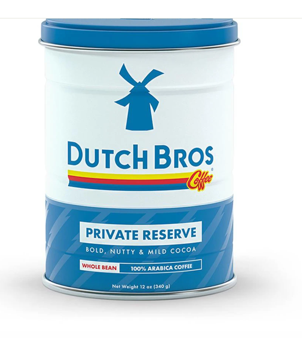 Dutch Bros Coffee: 30% off Sitewide with FatCoupon only