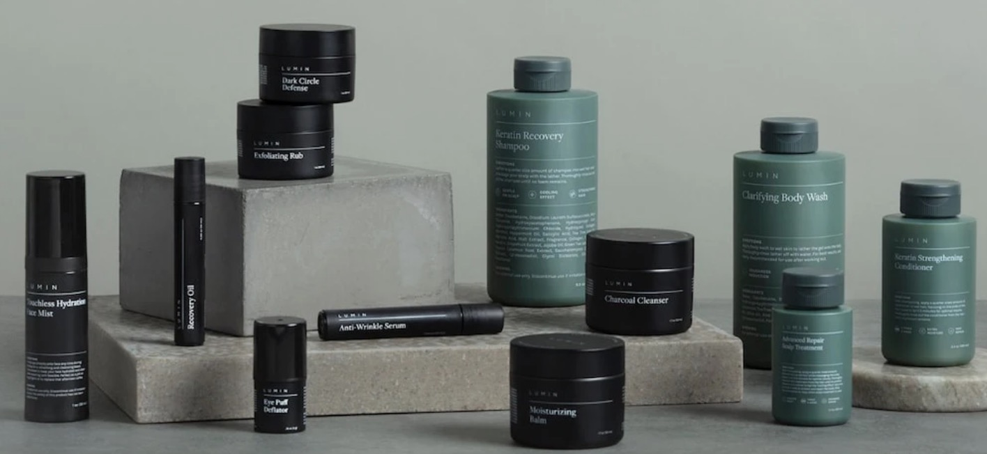 Lumin Skincare: 25% Off Sitewide