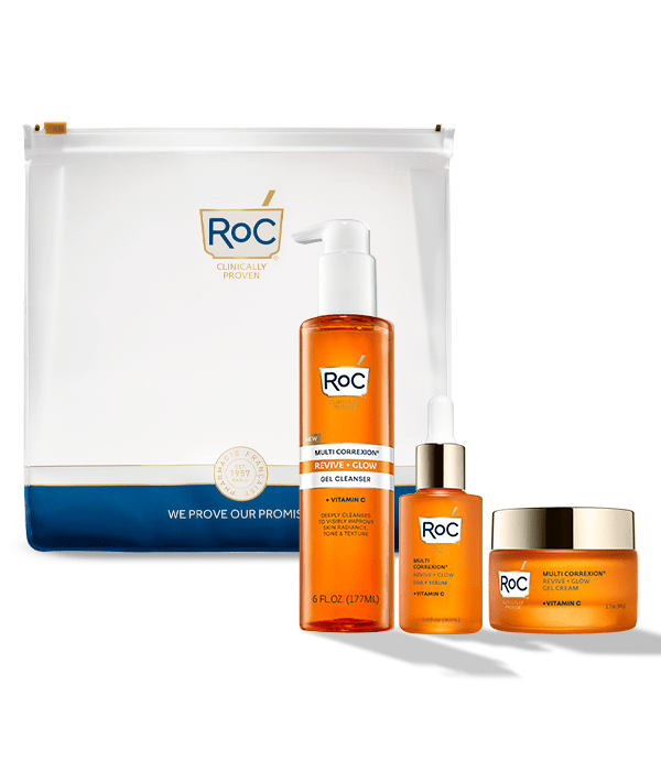 Roc Skincare: Up to 25% off with sets