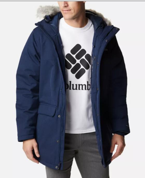 Exclusive: Men's Bronson Road™ Down Jacket   Columbia Sportswear $86.99 Shipped (Orig. $290)