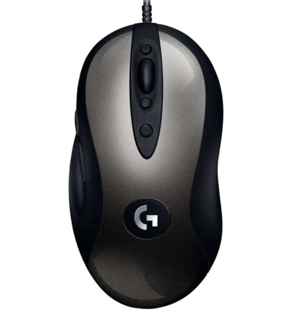 Logitech G MX518 Wired Optical Gaming Mouse @Best Buy