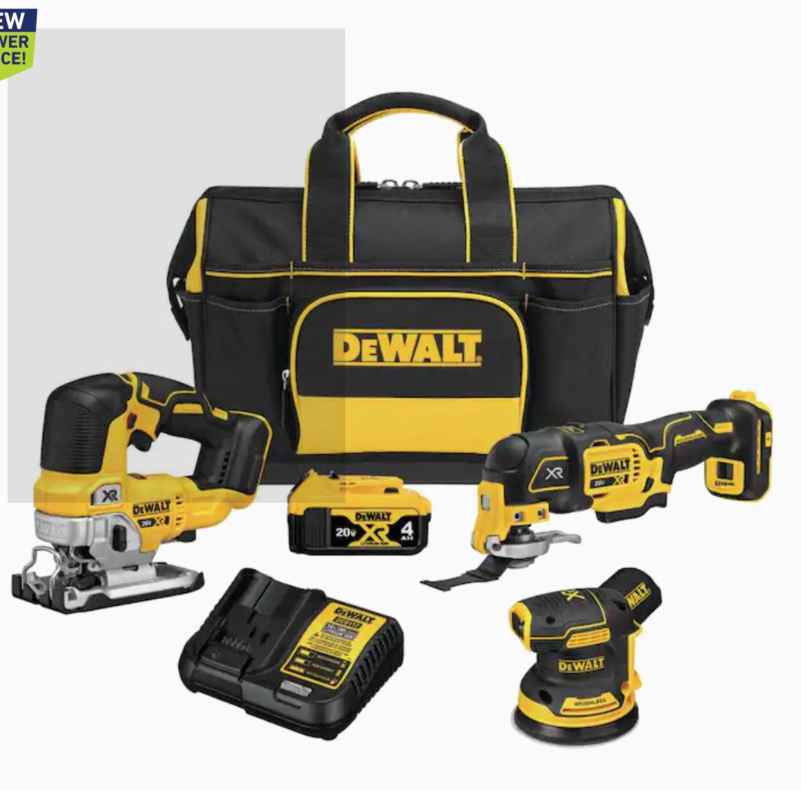 20v DeWalt - 3 Tool Kit