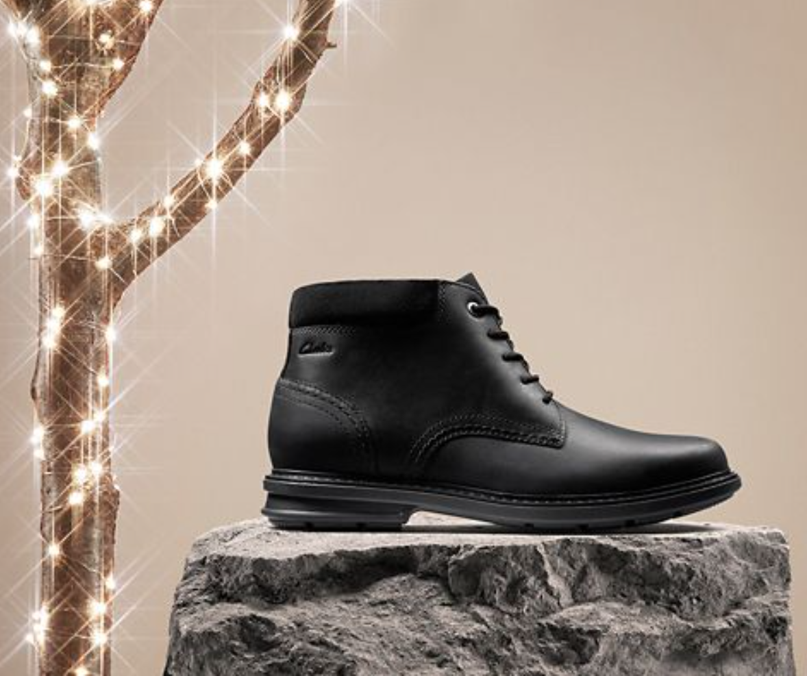 Clarks: Up to 70% Off Sales