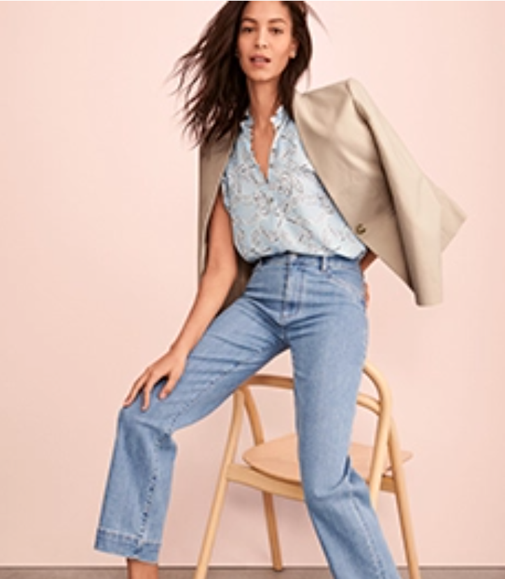 Ann Taylor Factory: Up to 60% off Spring Styles