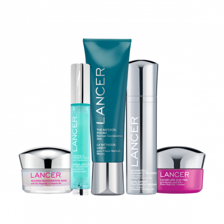 Lancer Skincare: Extra 20% off The Award-Winning Collection