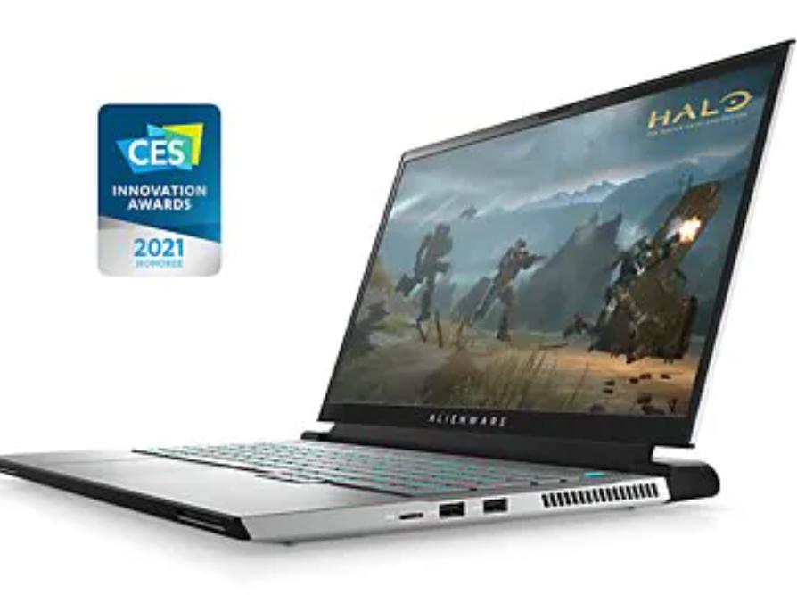 Alienware 17 R4 Laptop i7-10870H 32GB 1.5T RTX3080 360HZ PerKey  2,466.07