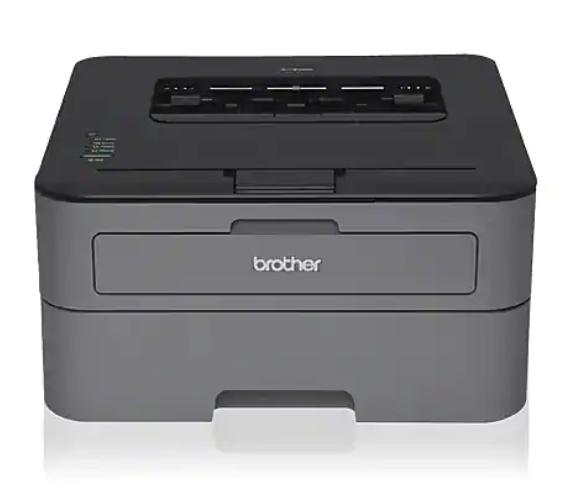Brother HL-L2320D USB Black & White Laser Printer (Refurbished)