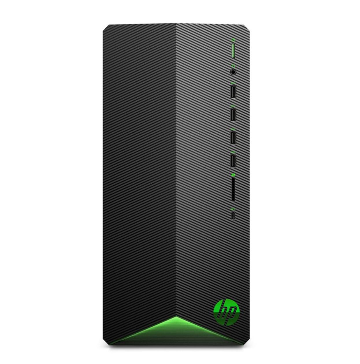 Refurbished HP Pavilion Gaming R5 1650 Super, Ryzen 5 3500, 8GB DDR4, M.2 256GB SSD Gaming Desktop