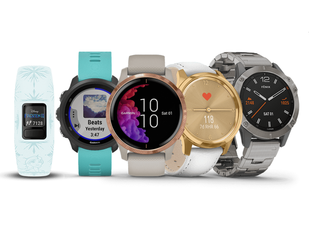 GARMIN Extra 20% Off Select Wearables & Smartwatches