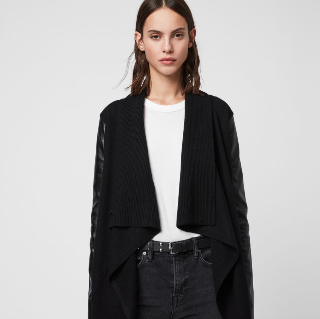 All Saints: 15% off full priced styles from FatCoupon