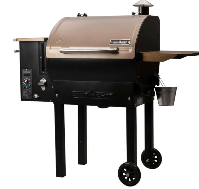 """Camp Chef Slide and Grill 24"""" Pellet Grill PG24ZG $359.98"""