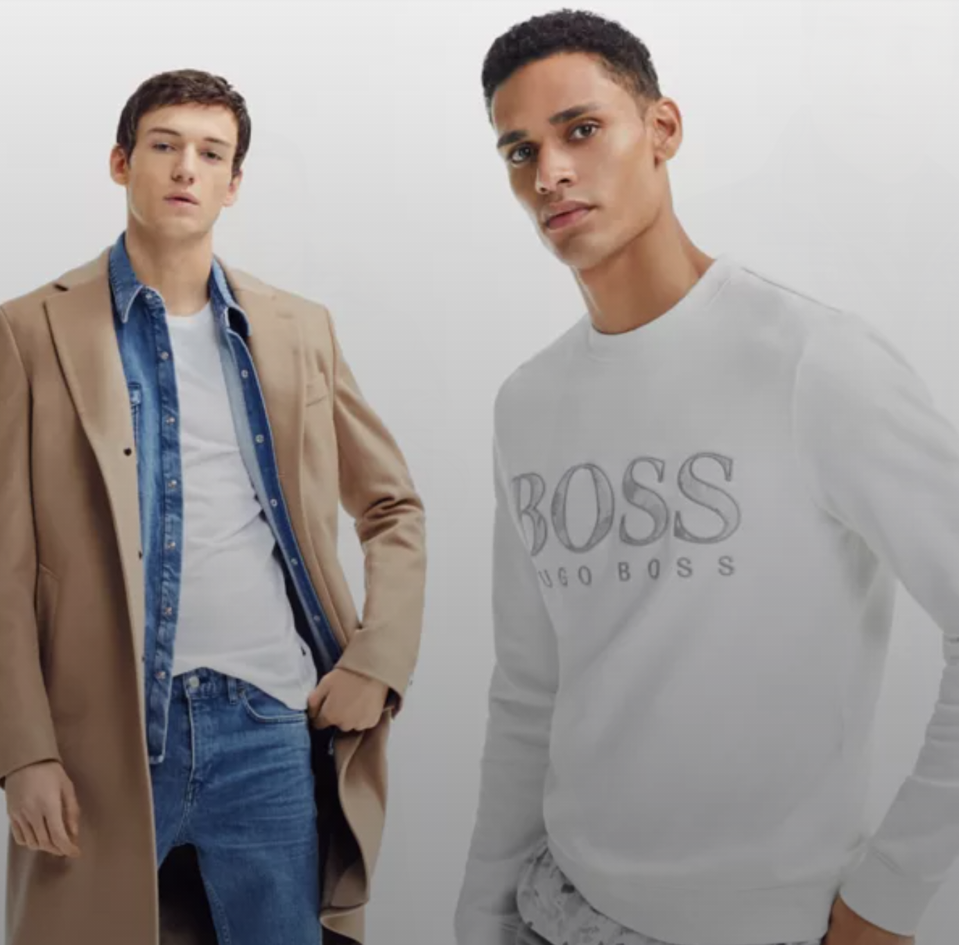 Hugo Boss: Up to 60% Off Sitewide