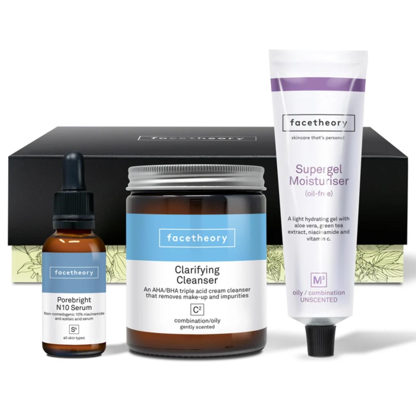 Facetheory: 20% Off Skincare Sets