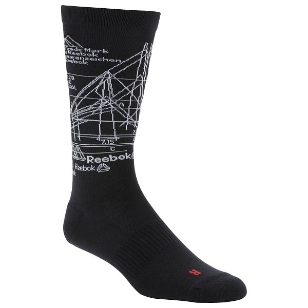 REEBOK Active Enhanced Crew Socks