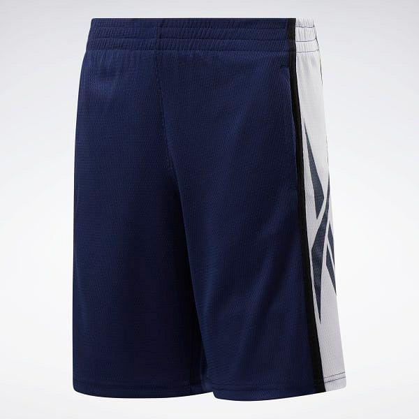 REEBOK Flatback Mesh Shorts