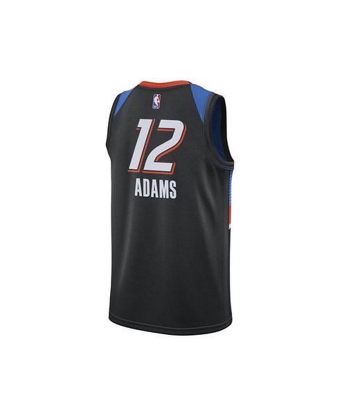 Nike Oklahoma City Thunder Men's City Edition Swingman Jersey - Steven Adams & Reviews - NBA - Sports Fan Shop - Macy's