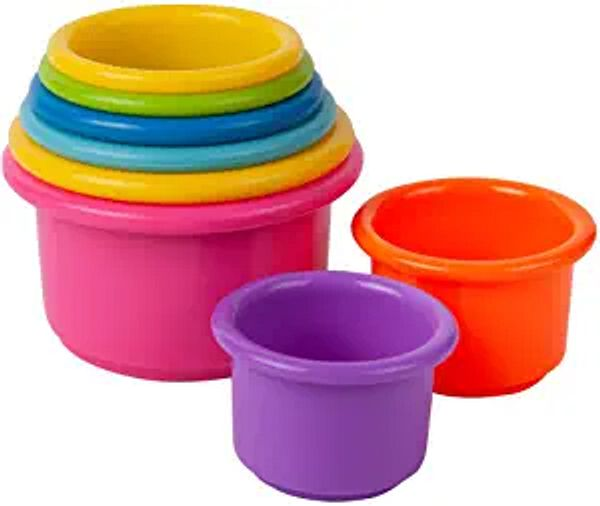 The First Years Stack Up Cup Toys | Amazon