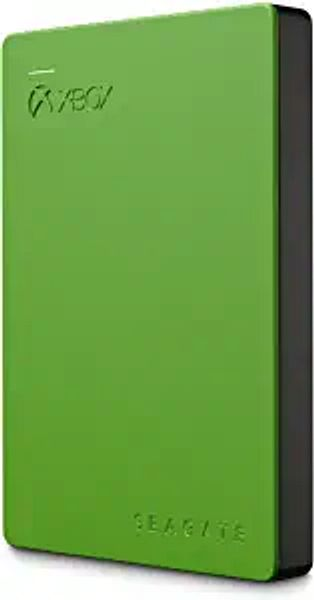 Seagate Game Drive 2TB External Hard Drive Portable HDD, Designed For Xbox One, Green - 1 year Rescue Service (STEA2000403) | Amazon