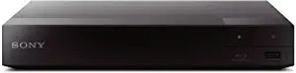 Sony BDP-BX370 Blu-ray Disc Player with built-in Wi-Fi and HDMI cable | Amazon
