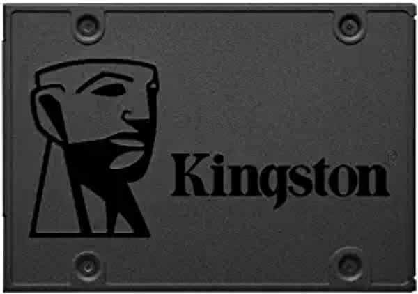 """Kingston 480GB A400 SATA 3 2.5"""" Internal SSD SA400S37/480G - HDD Replacement for Increase Performance 