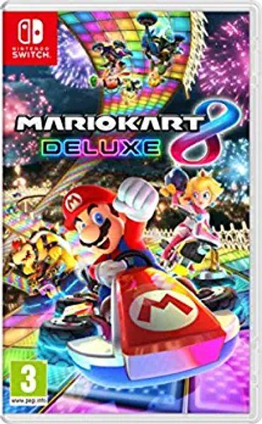 Mario Kart 8 Deluxe (Nintendo Switch) | Amazon