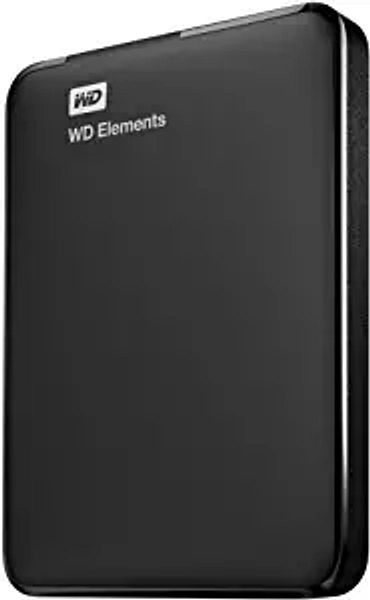 WD 1TB Elements Portable External Hard Drive HDD, USB 3.0, Compatible with PC, Mac, PS4 & Xbox - WDBUZG0010BBK-WESN | Amazon