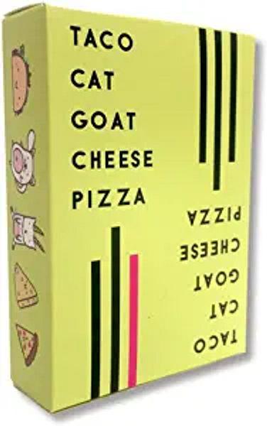 Taco Cat Goat Cheese Pizza | Amazon