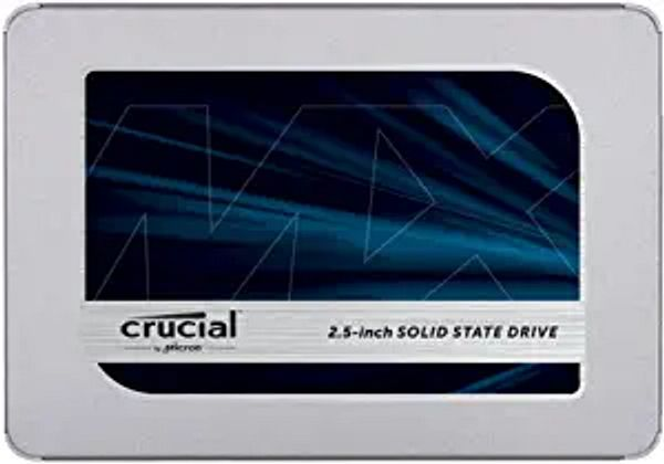 Crucial MX500 1TB 3D NAND SATA 2.5 Inch Internal SSD, up to 560MB/s - CT1000MX500SSD1 | Amazon
