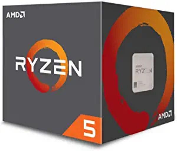 AMD Ryzen 5 2600 Processor with Wraith Stealth Cooler - YD2600BBAFBOX | Amazon