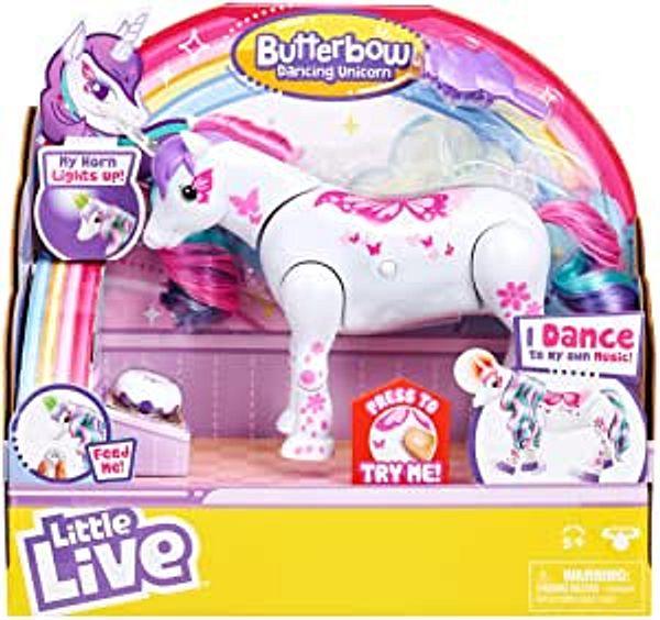 Little Live Pets Unicorn - Butterbow | Amazon