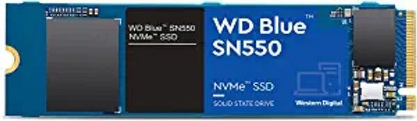 Western Digital 1TB WD Blue SN550 NVMe Internal SSD - Gen3 x4 PCIe 8Gb/s, M.2 2280, 3D NAND, Up to 2,400 MB/s - WDS100T2B0C | Amazon