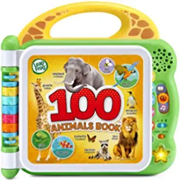 LeapFrog 100 Animals Book, Green | Amazon